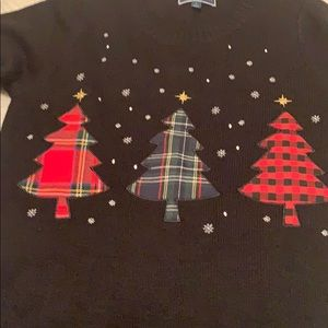 Karen Scott Christmas sweater